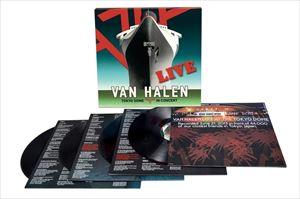 [送料無料] 輸入盤 VAN HALEN / TOKYO DOME LIVE IN CONCERT [4LP]