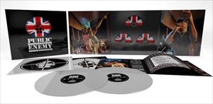 [送料無料] 輸入盤 PUBLIC ENEMY / LIVE FROM METROPOLIS STUDIOS (LTD) [2CD+2LP+BLU-RAY]