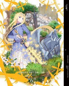 [送料無料] ソードアート・オンライン アリシゼーション 6(完全生産限定版) [Blu-ray]