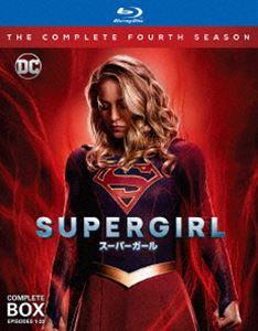 [送料無料] SUPERGIRL/スーパーガール〈フォース・シーズン〉 ブルーレイ コンプリート・ボックス [Blu-ray]