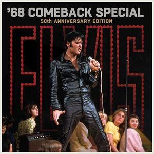 [送料無料] 輸入盤 ELVIS PRESLEY / ELVIS: '68 COMEBACK SPECIAL: 50TH ANNIVERSARY EDITION (LTD) [5CD+2BLU-RAY]