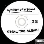 輸入盤 SYSTEM OF A DOWN THIS ALBUM 在庫一掃 STEAL CD 高品質新品