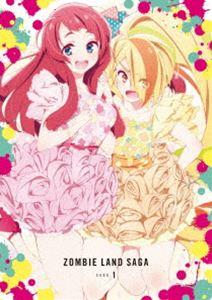 [送料無料] ゾンビランドサガ SAGA.1 [Blu-ray]