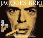 輸入盤 JACQUES 奉呈 割り引き BREL LONG PLAY COLLECTION CLASSIC 5 ALBUMS : 3CD PLUS