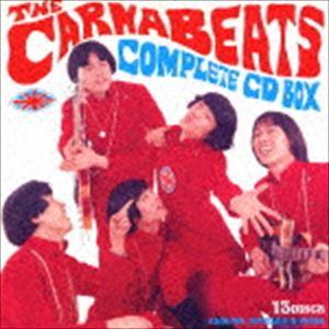 [送料無料] ザ・カーナビーツ / コンプリートCD BOX:13 DISCS アルバムス、シングルス&モア(完全限定盤) [CD]