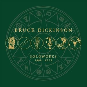 [送料無料] 輸入盤 BRUCE DICKINSON / SOLOWORKS (LP BOX SET) [9LP]