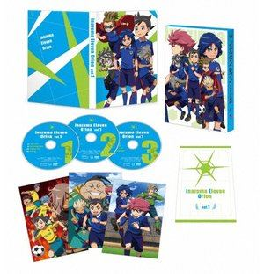 イナズマイレブン オリオンの刻印 DVD BOX 第1巻 [DVD]
