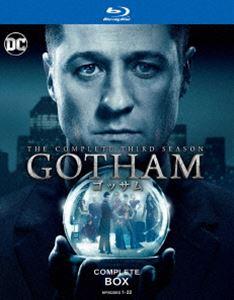 [送料無料] GOTHAM/ゴッサム〈サード・シーズン〉 コンプリート・ボックス [Blu-ray]