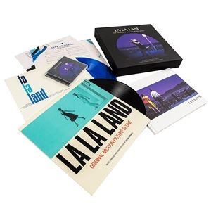[送料無料] 輸入盤 O.S.T. / LA LA LAND - THE COMPLETE MUSICAL EXPERIENC (BOX SET) (LTD) [3LP+2CD]