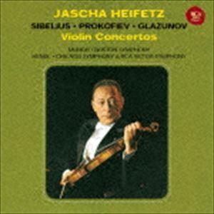 ヤッシャ 商店 ハイフェッツ vn シベリウス Blu-specCD2 未使用 CD プロコフィエフ グラズノフ:ヴァイオリン協奏曲