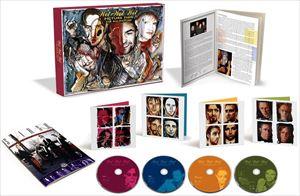 [送料無料] 輸入盤 WET WET WET / PICTURE THIS (20TH ANNIVERSARY EDITION / SUPER DELUXE)(LTD) [3CD+DVD]