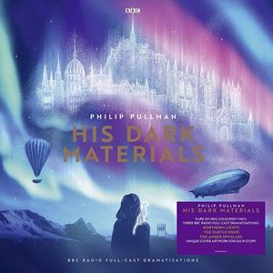 輸入盤 PHILIP PULLMAN / HIS DARK MATERIALS (HEAVYWEIGHT DAEMONIC DUSTBURST SPLATTER VINYL) [9LP]
