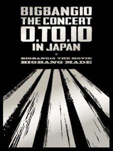 [送料無料] BIGBANG10 THE CONCERT:0.TO.10 in JAPAN+BIGBANG10 THE MOVIE BIGBANG MADE -DELUXE EDITION-(初回生産限定) [DVD]