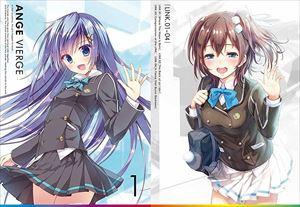 [送料無料] アンジュ・ヴィエルジュ Blu-ray BOX-1【初回生産限定版】 [Blu-ray]