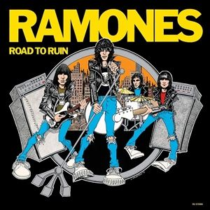 [送料無料] 輸入盤 RAMONES / ROAD TO RUIN 40TH ANNIVERSARY DELUXE EDITION [3CD+LP]