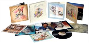 [送料無料] 輸入盤 STEVE HACKETT / CHARISMA YEARS [11LP]