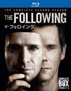 [送料無料] ザ・フォロイング〈セカンド・シーズン〉 コンプリート・ボックス [Blu-ray]