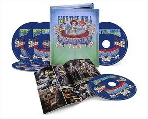 [送料無料] 輸入盤 GRATEFUL DEAD/ FARE THEE 輸入盤 WELL (JULY [送料無料] THEE 5th) [3CD+2BLU-RAY], DUB公式通販サイトCC-shop:cd8da2f1 --- officewill.xsrv.jp
