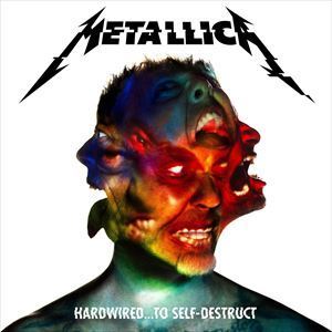 [送料無料] 輸入盤 METALLICA / HARDWIRED... TO SELF-DESTRUCT (DLX)(LTD) [3LP+CD]