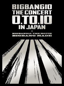 [送料無料] BIGBANG10 THE CONCERT:0.TO.10 in JAPAN+BIGBANG10 THE MOVIE BIGBANG MADE -DELUXE EDITION-(初回生産限定) [Blu-ray]
