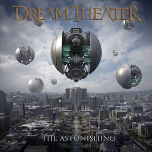 [送料無料] 輸入盤 DREAM THEATER / ASTONISHING [4LP]