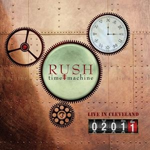 [送料無料] 輸入盤 RUSH / TIME MACHINE 2011: LIVE IN CLEVELAND [4LP]
