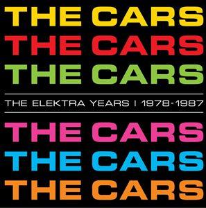 [送料無料] 輸入盤 CARS / ELEKTRA YEARS 1978-1987 [6LP]