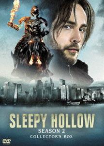 [送料無料] スリーピー・ホロウ シーズン2 DVDコレクターズBOX [DVD]