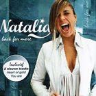 輸入盤 NATALIA 贈答品 BACK 割引 MORE FOR CD