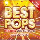 DJ YU-KI 新発売 MIX BEST POPS Megamix mixed CD 超定番 by