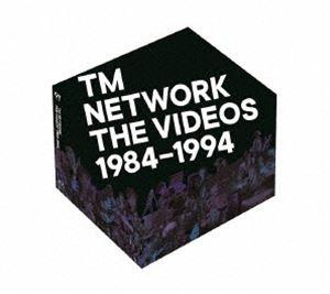 TM NETWORK THE VIDEOS 1984-1994(完全生産限定盤) [Blu-ray]