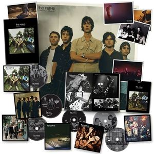 [送料無料] 輸入盤 VERVE / URBAN HYMNS (SUPER DLX)(LTD) [5CD+DVD]