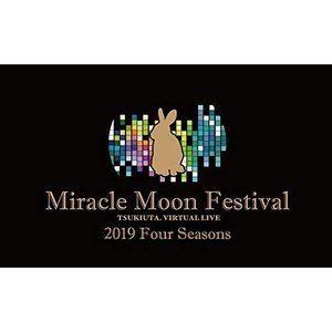 ツキウタ。 Miracle Moon Festival -TSUKIUTA.VIRTUAL LIVE 2019 Four Seasons-【BD】 [Blu-ray]