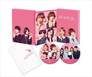 [送料無料] ピーチガール 豪華版(初回限定生産) [DVD]