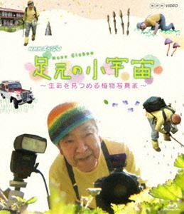 NHKスペシャル 足元の小宇宙 ~生命を見つめる植物写真家~ [Blu-ray]