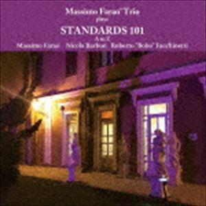 [送料無料] マッシモ・ファラオ・トリオ / スタンダード 101 コレクション ~ A to Z [CD]