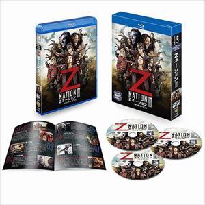 [送料無料] Zネーション〈サード・シーズン〉 コンプリート・ボックス [Blu-ray]