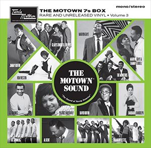 [送料無料] 輸入盤 VARIOUS / MOTOWN 7'S VINYL BOX VOL. 3 (LTD) [7inchX7]