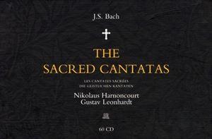[送料無料] 輸入盤 NIKOLAUS HARNONCOURT / GUSTAV LEONHARDT / J.S.BACH : CANTATAS [60CD]