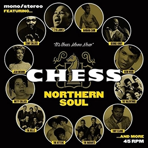 [送料無料] 輸入盤 VARIOUS / CHESS NORTHERN SOUL (LTD) [7inchx7]