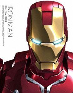 [送料無料] アイアンマン Blu-ray BOX [Blu-ray]
