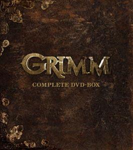GRIMM/グリム コンプリート DVD-BOX [DVD]