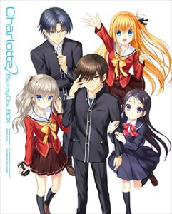 Charlotte Blu-ray Disc BOX【完全生産限定版】 [Blu-ray]