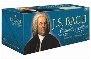 輸入盤 VARIOUS / J.S.BACH : COMPLETE EDITION [142CD]