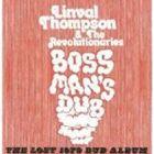 リンヴァル トンプソン ザ レヴォリューショナリーズ CD 安心と信頼 ダブ ボス 最安値挑戦 マンズ