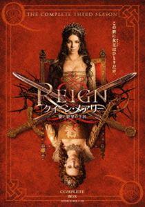 [送料無料] REIGN/クイーン・メアリー ~愛と欲望の王宮~〈サード・シーズン〉 DVDコンプリート・ボックス [DVD]