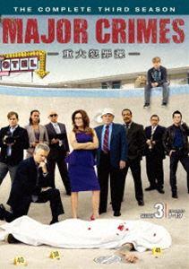 [送料無料] MAJOR CRIMES ~重大犯罪課~〈サード・シーズン〉 コンプリート・ボックス [DVD]