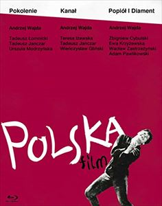 ポーランド映画傑作選1 アンジェイ・ワイダ〈抵抗三部作〉Blu-ray BOX [Blu-ray]
