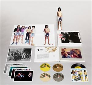 [送料無料] 輸入盤 ROLLING STONES / STICKY FINGERS (SUPER DLX/LTD) [3CD+DVD+7inch]