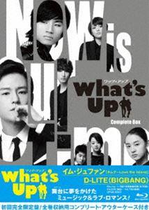 What's 通信販売 Up ワッツ アップ ブルーレイ vol.1 Blu-ray 予約
